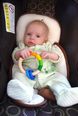 Baby Thoreau