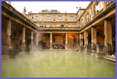 The Great Bath, Roman Baths