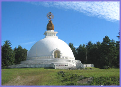 Leverett Peace Pagoda