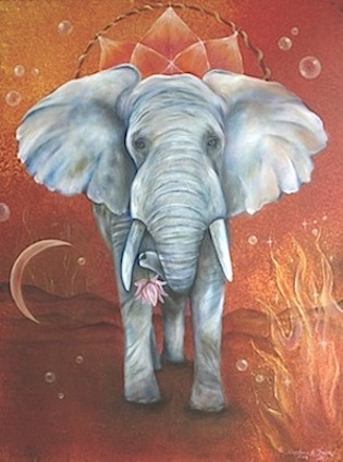 The Psychic Elephant